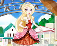 Apple White SPA Ever After High játékok ingyen