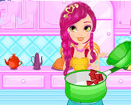 CA Cupids strawberry shortcakes Ever After High játékok ingyen