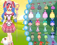 Ever After High Bo Peep online játék
