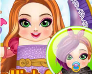 Ever After high Ohair babies Ever After High játékok ingyen