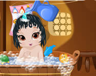 Snow White baby shower Ever After High játékok
